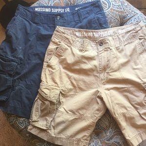 Mossimo Supply Co. Men's Cargo Shorts W36